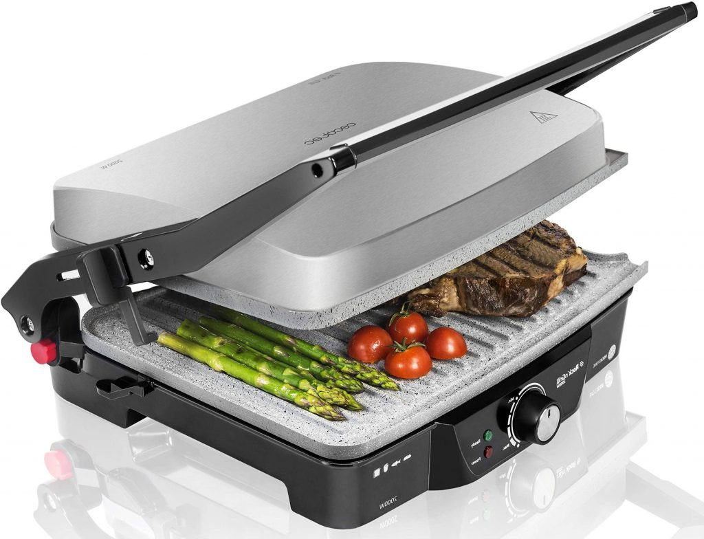 Planchas grill Cecotec