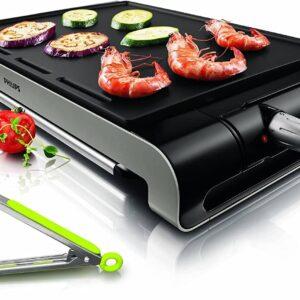 Plancha eléctrica Philips HD4430/20 – Buen Diseño y precio asequible.